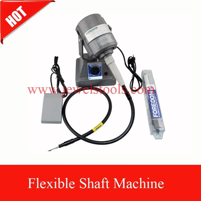 ФОТО 110V FOREDOM Flexible Shaft SR Machine ,goldsmith tools,polishing flexible shaft machine,hanging rotary tool motor&hanging motor