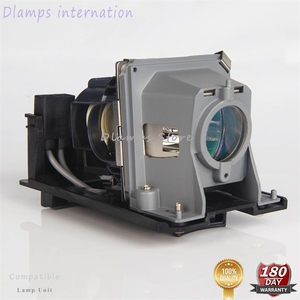 Image 4 - High quality NP13LP NP18LP Projector Lamp With Housing For NEC NP110, NP115, NP210, NP215, NP216, NP V230X, NP V260 Projectors