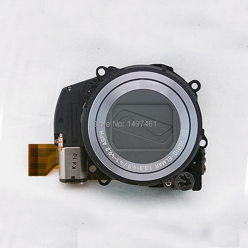 Used Optical Zoom Lens Without CCD Repair Parts For Panasonic DMC-ZS1 ZS3 ZS6 ZS7 TZ7 TZ9 TZ10 Camera