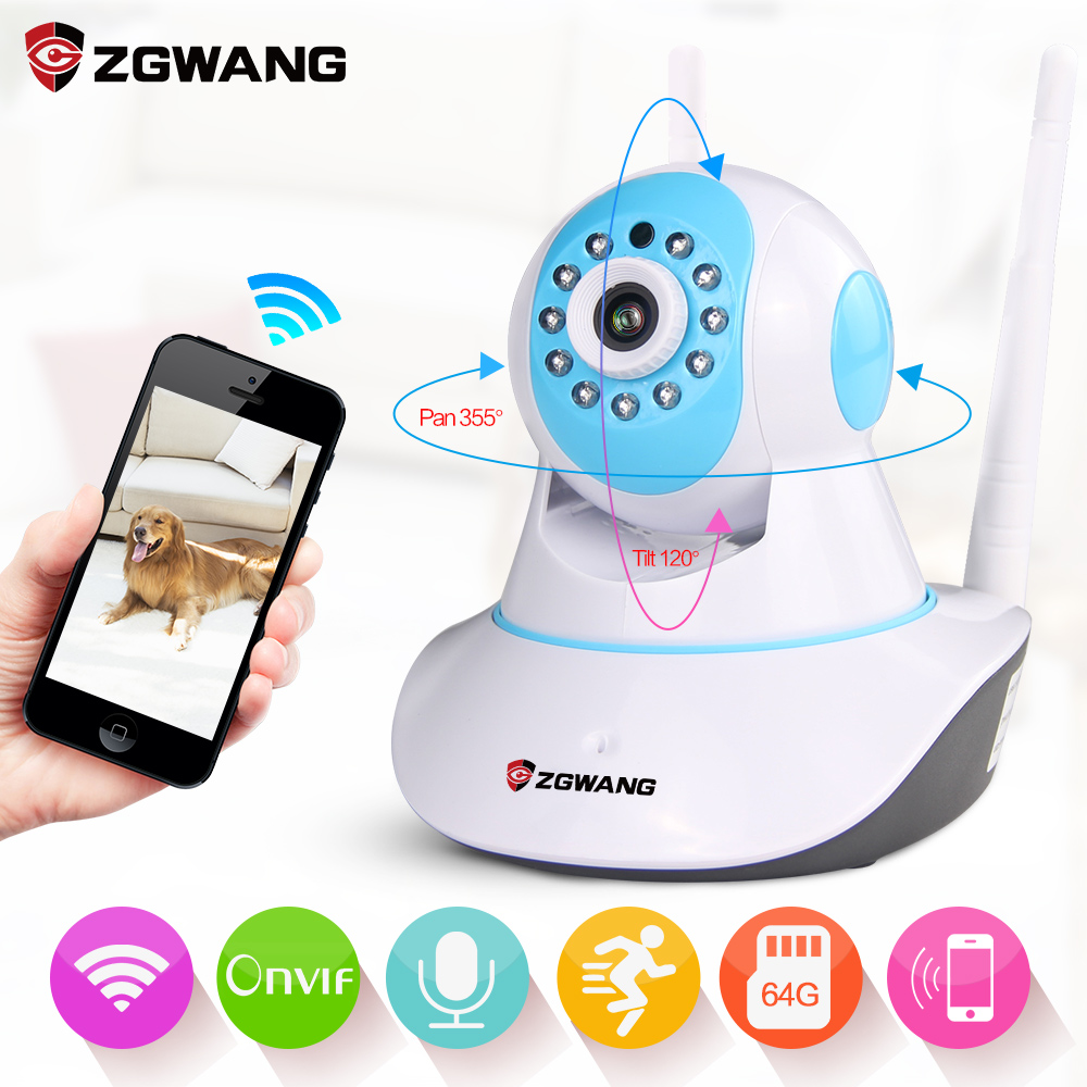 Товар ZGWANG X6 <b>Wireless IP Camera 720P</b> Network CCTV ...