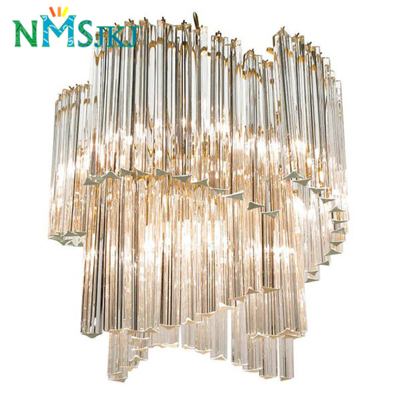 Post-Modern LED Crystal Ceiling Lights Individual Design for Living room Bar Cafe Restaurant Garment Shop Hotel Bedroom