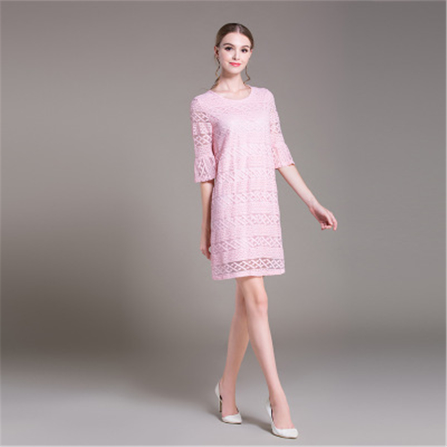 Spring maternity dresses long plus size clothes for pregnant women spring maternity dresses long plus size clothes for pregnant women pink elegant 2017 fashion women lace dress long 702147 in dresses from mother kids on ombrellifo Choice Image
