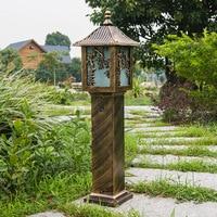 Outdoor Light lamp waterproof landscape garden district street European style LED lamp FG198