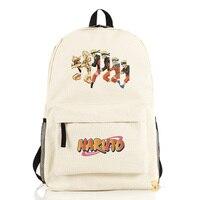 Gorąca Sprzedaż Kreskówki Naruto Uzumaki NARUTO Plecak Podróże Plecaki Szkolne dla Dzieci Chłopcy Dziewczęta Ramiona Torba