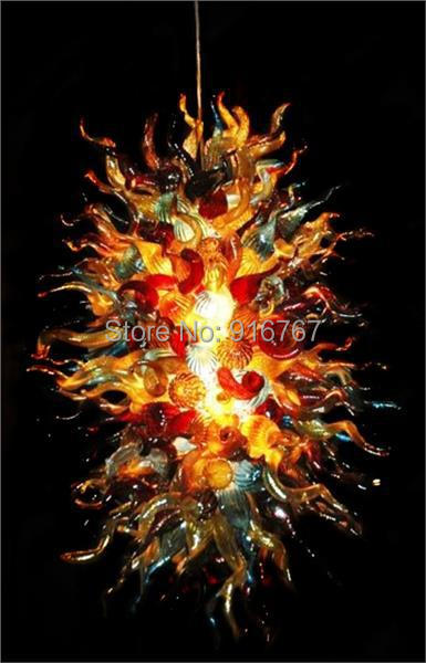 100% Hand Blown Dale Chihuly Lamp Competitive Price Hot Chandelier Contemporary100% Hand Blown Dale Chihuly Lamp Competitive Price Hot Chandelier Contemporary