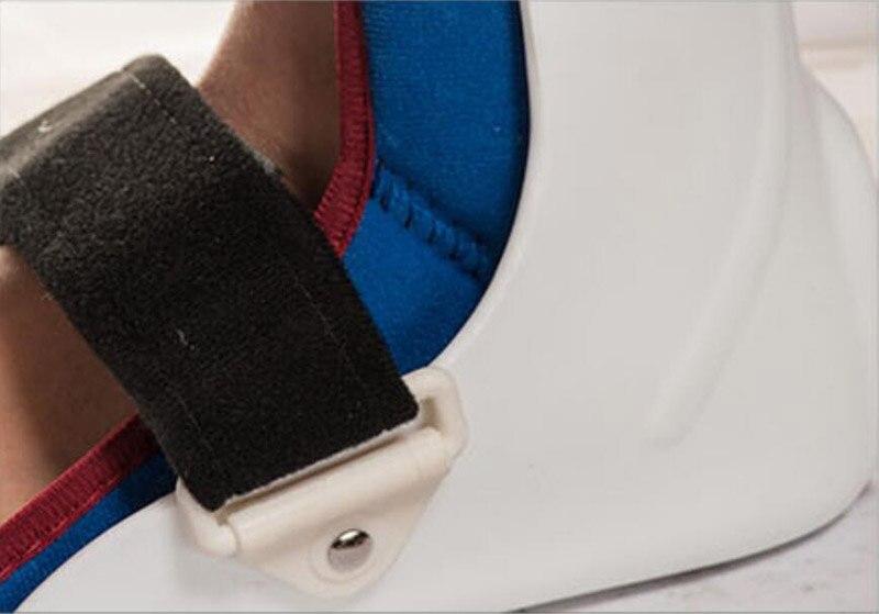 Bottes de tendon d'achille Came de Walker cheville fixation dispositif gonflable réadaptation chaussures soutien - 5