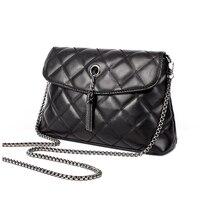 5x إمرأة سيدة واحدة الكتف حقيبة رسول حقيبة مبطن حقيبة أسود