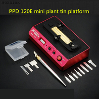 New PPD120E Soldering Station Down The Apple Mobile Phone Motherboard Chip A8A9 CPU Intelligent Desoldering Tools