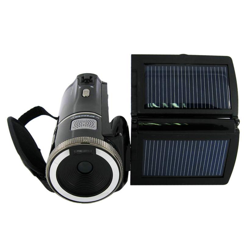 Здесь продается  16Mp Max 720P HD Solar Digital Video Camera with 8x Digital Zoom and Rechargeable Lithium Battery, Free Shipping  Бытовая электроника
