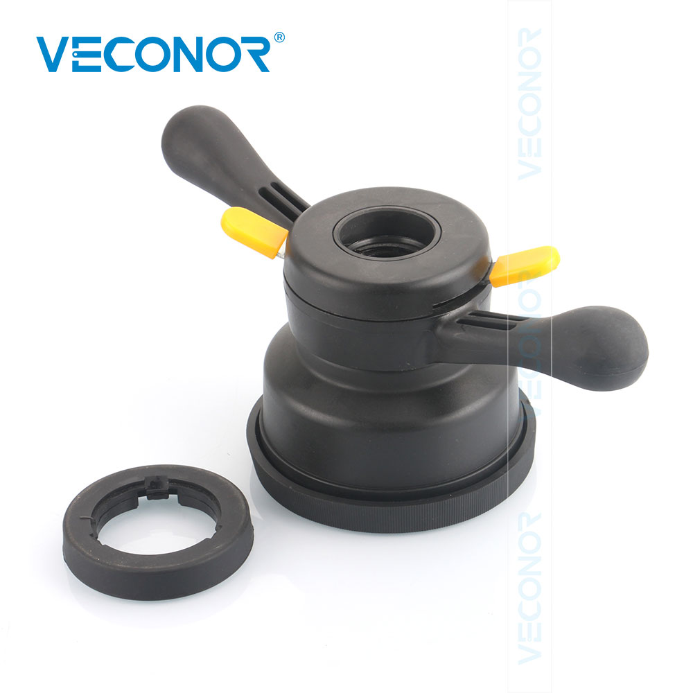 Quick Nut Fast Locking Quick Release Hub Wing Nut For Car Wheel Balancer Tire Balancing Machine Clamp Change Tools 36 38 40mm