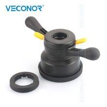 Écrou de serrage à dégagement rapide pour équilibreur de roue de voiture, verrouillage rapide, 36 38 40mm