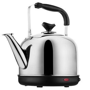 Electric kettle stainless steel capacity  home is insulated with automatic power cut tea to open