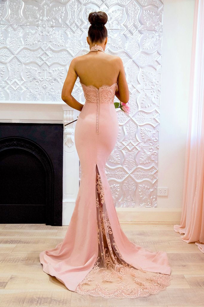 Femmes robe de bal 2019 grande taille mode Maxi robe de bal élégante sirène robe de soirée pour la fête de mariage - 2