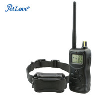 1000 Meters Remote Multi-Dog Training System Beeper Vibration and Static Shock Dog Collar