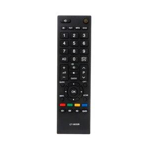 Image 1 - Akıllı LED TV için uzaktan kumanda TOSHIBA CT 90326 CT 90380 CT 90336 CT 90351 ev kullanımı