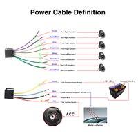 1 Din P5128 Car Video Player MP5 Player Rear View Camera Bluetooth Automobile Multi Function Premium Car MP5