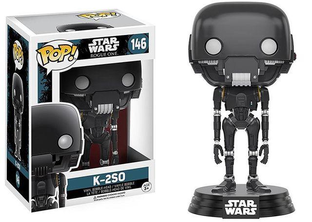 Funko Pop! Star Wars Action Figure – K-2SO