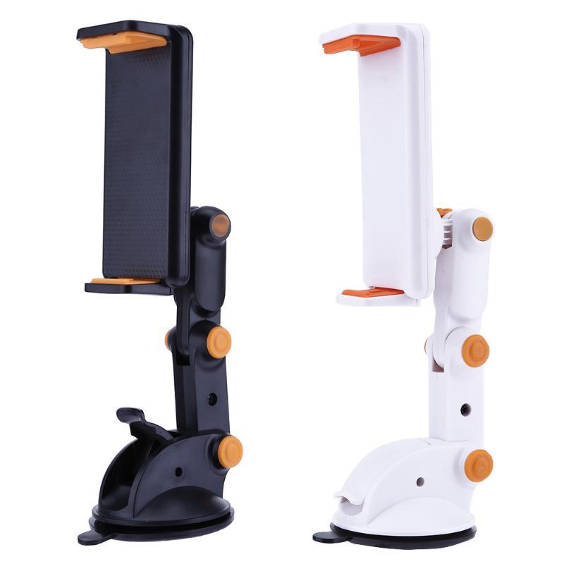 ALLOET Car Dashboard Holder Stand Universal 4.5-9.7in 360 Rotation Car Sucker Mount Holder Bracket For iPhone X iPad Samsung GPS