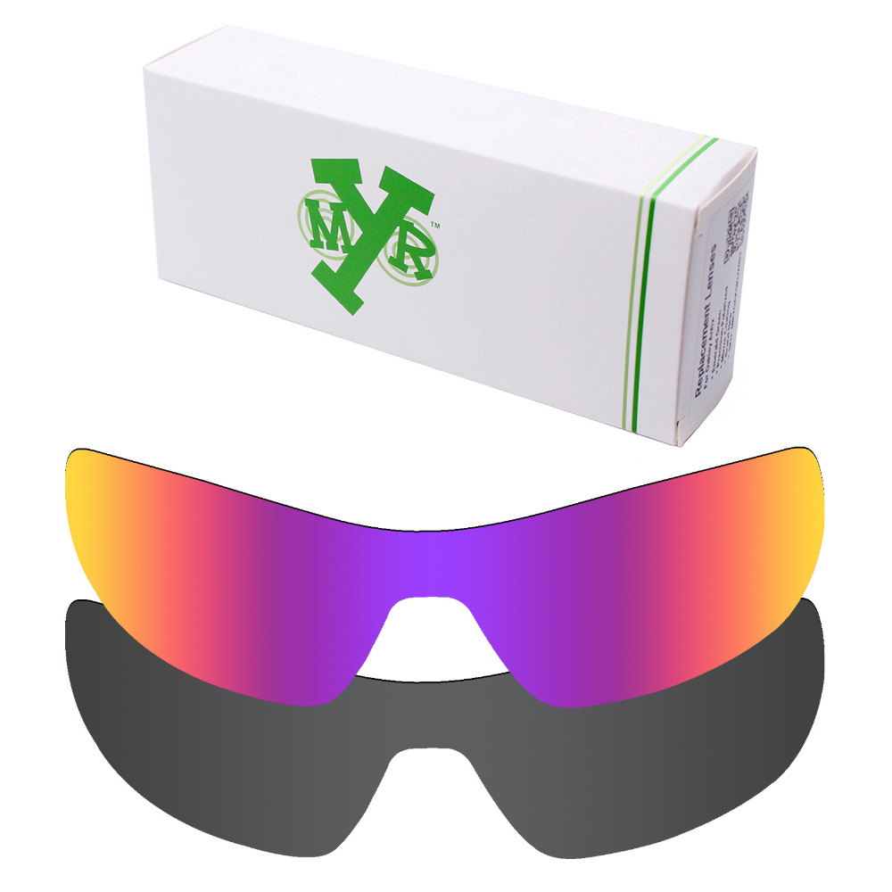 755d9391b 2 unidades mryok polarizado Objetivos repuesto para Oakley offshoot Gafas de  sol lente Stealth Black & Midnight Sol en Gafas Accesorios de Accesorios de  ...