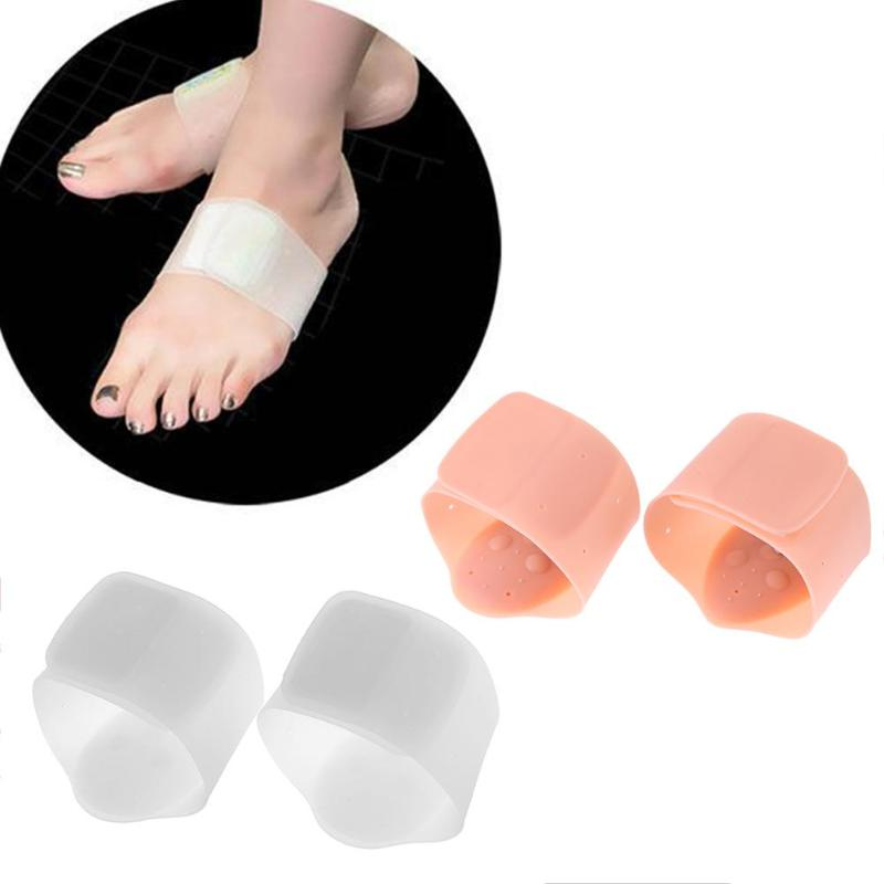 1 Pair Arch Support Orthopedic Orthotic Insole Flat Foot Flatfoot Correction Shoe Pad Cushion Inserts Foot Care Tool