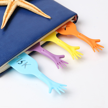 4 PCS Funny Help Me Bookmark Note Pad Memo Stationery Book Mark Novelty Funny