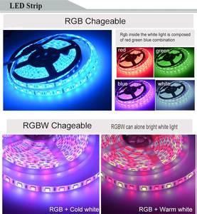 Image 3 - شريط مصابيح LED 10m 20m 25m 30mخزف RGB RGBW مجموعة مقاوم للماء 5050 مرنة 300LED شريط 5m IP65 مجموعة شرائط حبل LED
