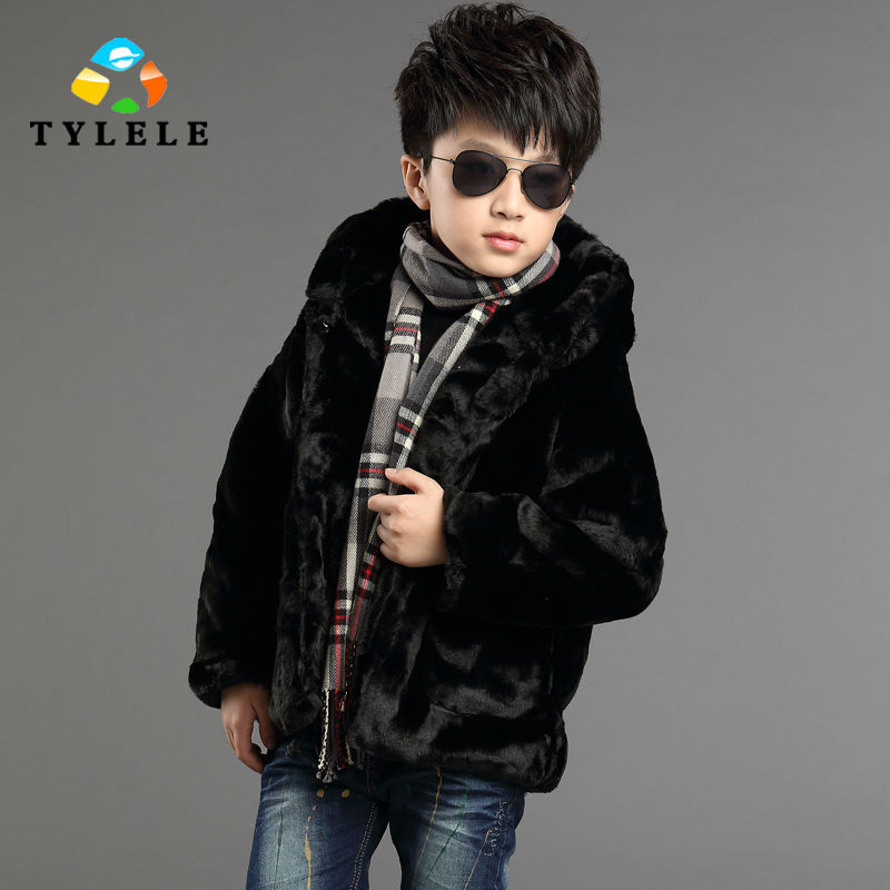 Free shipping children clothes new arrival winter children s clothes font b boy b font imitated