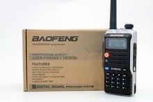 2 шт. UV-B2 плюс Портативной pации UHF VHF BaoFeng Dual Band UVB2 + CB pадио 128CH VOX Двойной Дисплей Фонарик FM рация Трансивер