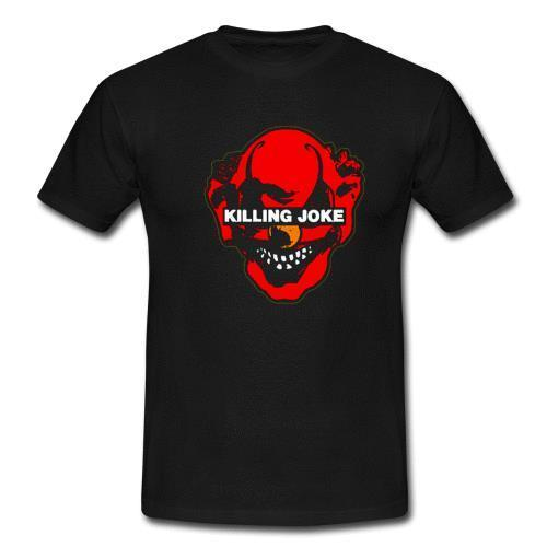 Killing Joke English Rock Band T Shirt Ministry Sisters Of Mercy Xs S M L Xl 2Xl