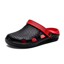 Crocse Crocks Men Pool Sandals Summer Outdoor CholasBeach Shoes men Slip On Garden Clogs Casual Wate