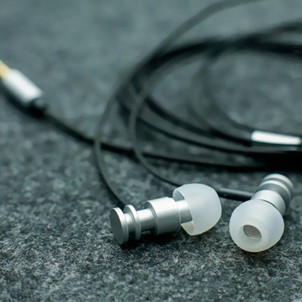 ФОТО Hot Selling 3.5mm In-Ear DIY Custom Made in-Ear Earphone HIFI fever bass insult professional music monitor earphone