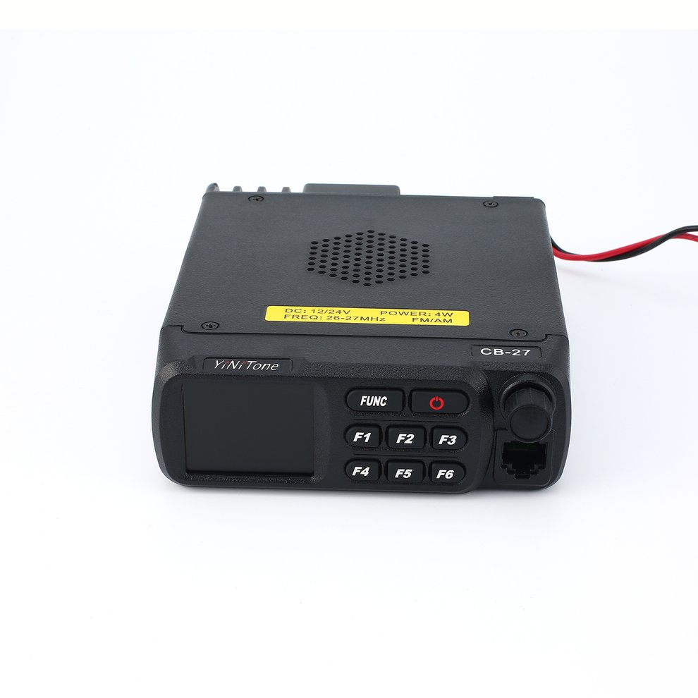 YINITONE CB-27 CB Car Walkie Talkie цена