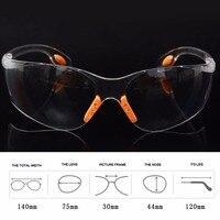 Gelegentliche Farbe Komfortable Weiche Silikon Nase Clip Outdoor Sicherheit Auge Schutzbrille Gläser Taktische Sport Brille