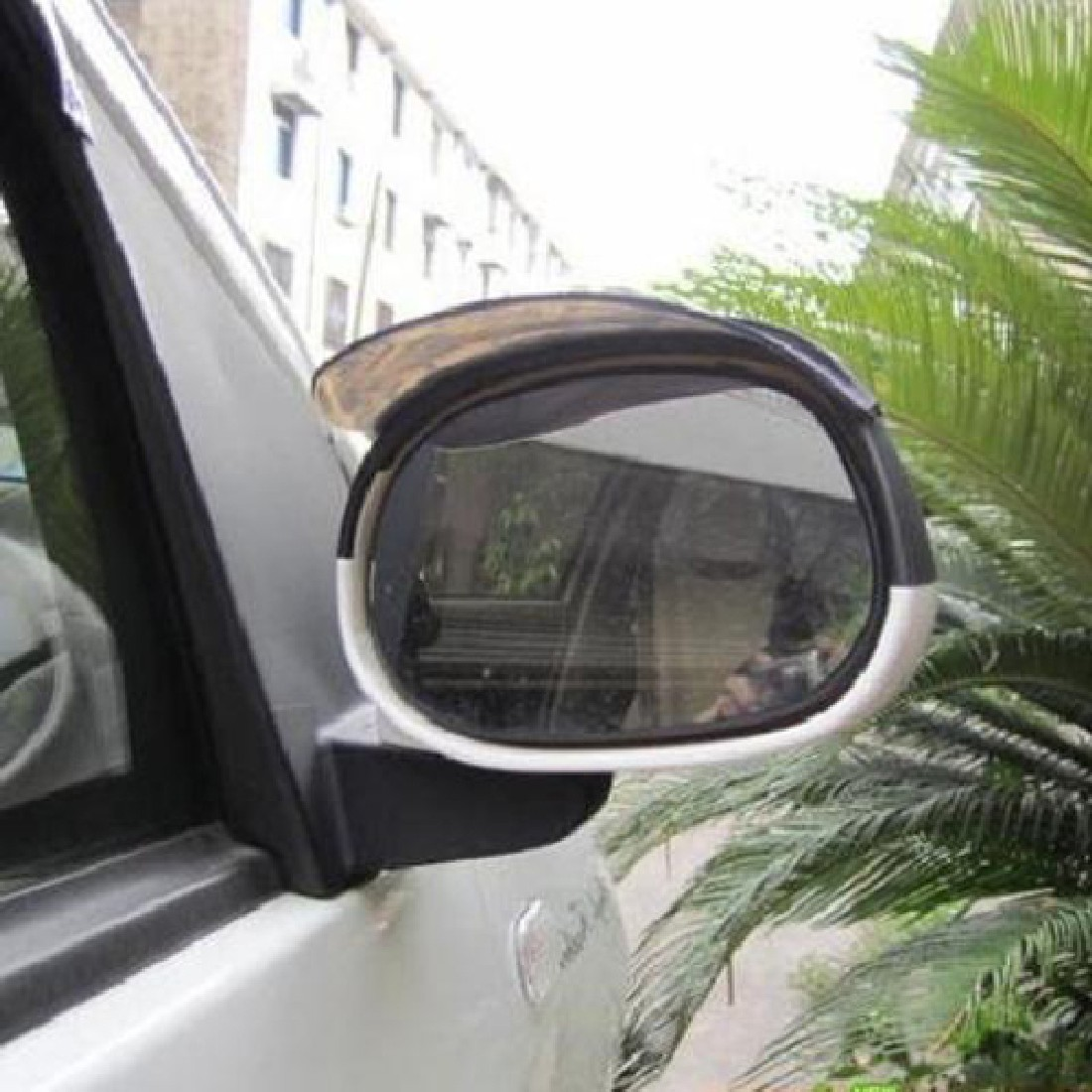 Back To Search Resultsautomobiles & Motorcycles Dewtreetali New Arrival 2pcs Flexible Car Rear View Mirror Anti Rain Visor Snow Guard Weather Shield Sun Shade Cover Rearview