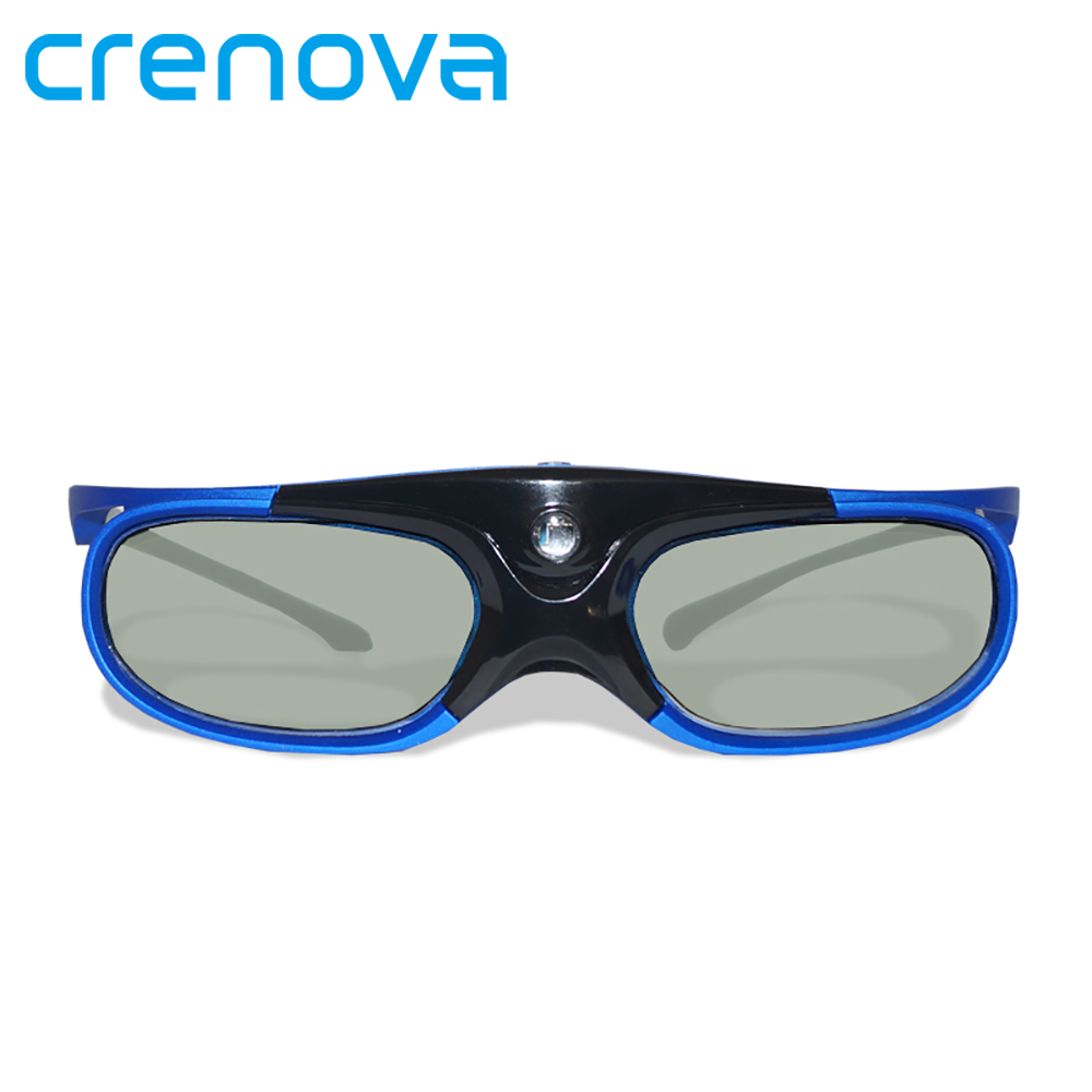 Active DLP 3D Glasses For CRENOVA DLP 3D Projector DL-310 1