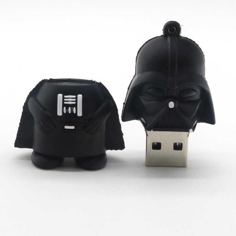 Nuevas unidades Flash USB de 64 GB, 32 GB, 16 GB, 8 GB, Memoria de dibujos animados, Memoria USB