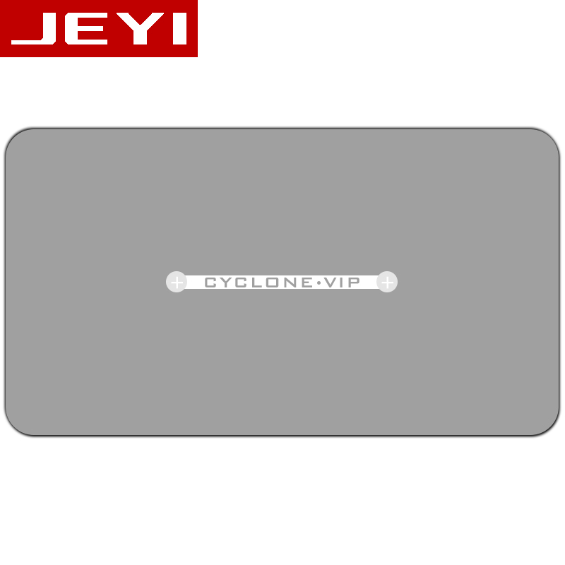 JEYI Cyclone I9 HDD Enclosure Mobile SSD Box Hdd Case NVME TO TYPE-C Aluminium  TYPE C3.1 JMS583 M. 2 USB3.1 M.2 PCIE U.2 SSD