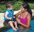 Niños deportes traje de baño de Natación Chaleco con Correa de Seguridad para niños chaleco salvavidas traje de baño para niños niñas de natación flotantes