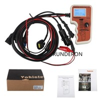 CR508 S Digital Common Rail Pressure Tester and Simulator for High Pressure Pump Engine diagnostic tool More function