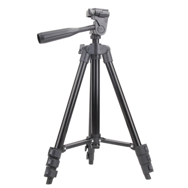 ET-3120  Digital SLR Camera Professional Aluminum Tripod Bracket Camera Triangle Stand For Canon For Nikon For Sony