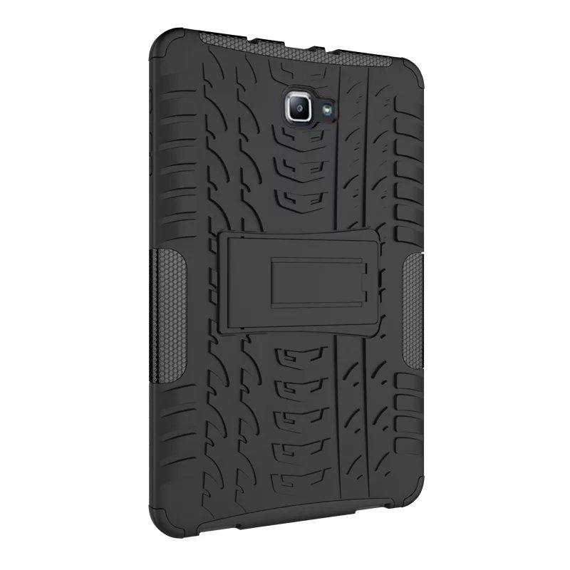 2017 uus kohtuasi Samsung Galaxy Tab A 10.1 2016 T580 T585 Armor - Tahvelarvutite tarvikud - Foto 3