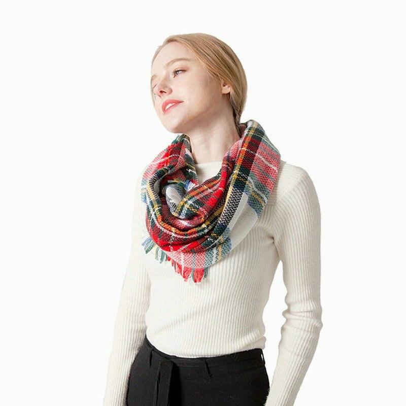 Men's Scarves Confident Scarves For Men Scarf Winter Warm Cashmere Cape Famous Brand Plaid Skull Pashmina For Dress Scarfs High Quality Designer Casual