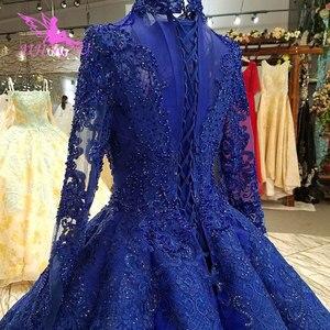 Image 5 - AIJINGYU 高級花嫁衣装キラキラプラスサイズワンダフルショップチューブ中国ガウン割引ウェディングドレス店