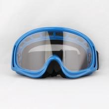 Новое Прибытие Мода Стиль Прохладный Мотокросс Off Road Гонки Очки Мотоцикла очки Серфинг Airsoft Пейнтбол Прозрачные Линзы