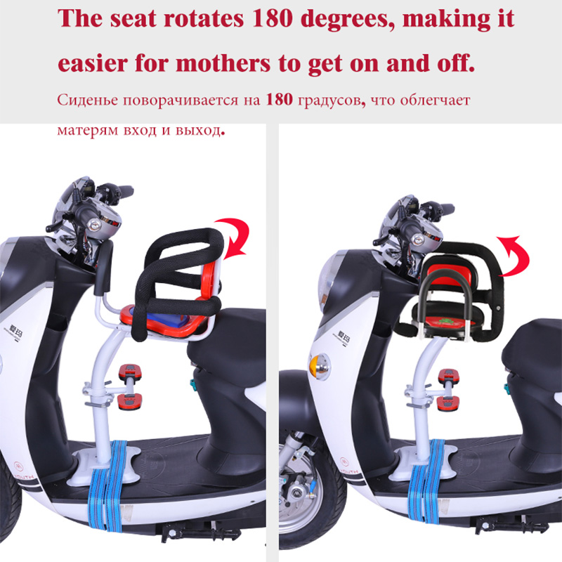 2019 Sella Carbonio electric motorcycle parts Cojines bicycle parts high quality child seat portable baby chair Mtb Kid children