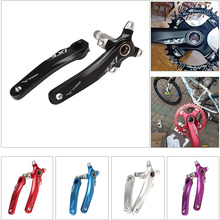 IXF 104BCD Bike Crankset Bottom Aluminum Alloy Bicycle MTB Crank Accessores iLeft and Right Cranks+Center Shaft