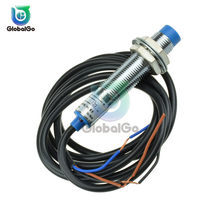 LJ12A3-4-Z/DOOR LJ12A3-4-Z/BX Inductieve Proximity Sensor Detection Switch NPN DC 6-36 V(China)