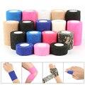 Bandagem Selbst-Adhesive Elastische Bandage Sicherheit 7,5 M First Aid Kit Vlies Cohesive Bandage Medizinische Behandlung Werkzeug