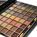 Original marca new 3d charm 48 cores da paleta da sombra matte terra cor da sombra de olho maquiagem cosméticos conjunto de cosméticos profissional