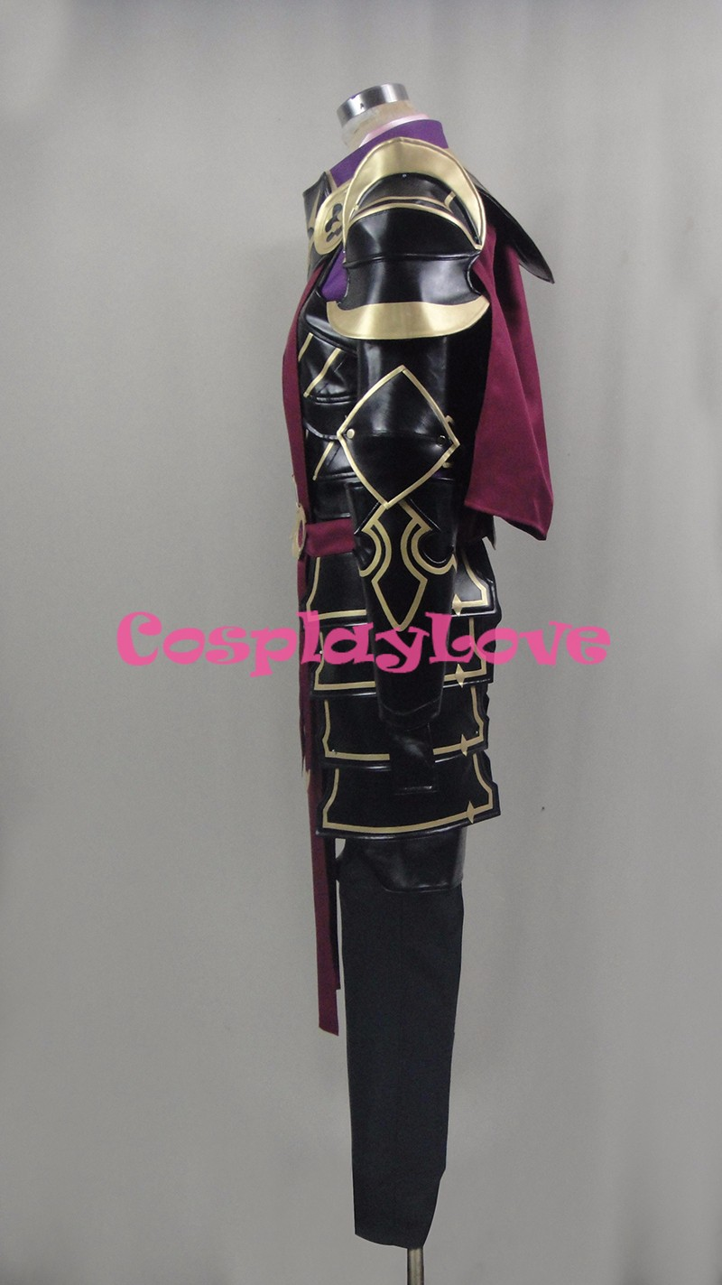 Fire Emblem Fates IF Xander Cosplay Costume Christmas Halloween Cosplay Costume (7)